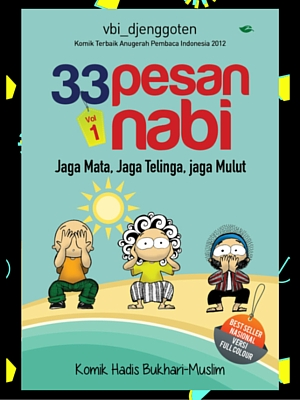 33 Pesan Nabi Vol. 1 Edisi Full Color